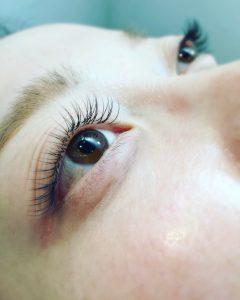 eyelash Extension sample